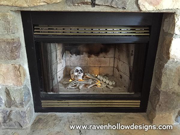 Fireplace Bones