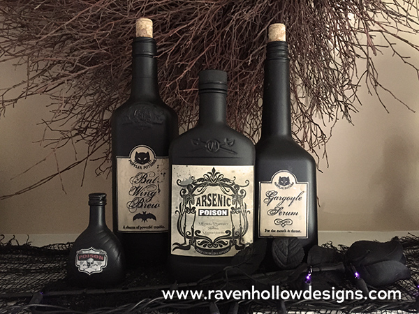 Fireplace Bottles